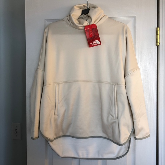 93013fef7 The North Face Heather Agave Poncho NWT